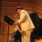 Michael Hashim, Saxophones