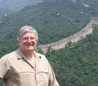 Dr. Eugene Marlow, Great Wall of China (2006)