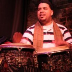 Oba Allende, Percussion