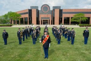 399th Army Band Ft. Leonard Wood, Missouri
