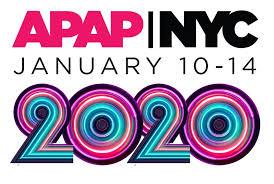 APAP 2020 Logo