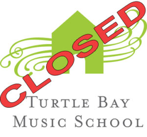 Turtle Bay Music School CLOSED